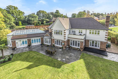 Wilderness Road, Chislehurst. 7 bedroom detached house for sale