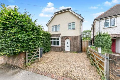 Woodbridge Hill Area, Guildford. 6 bedroom detached house
