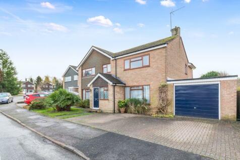 Oliver Road, Horsham, West Sussex, RH12 1LH. 5 bedroom detached house for sale