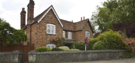 Ock Street, Abingdon, OX14. 2 bedroom semi-detached house