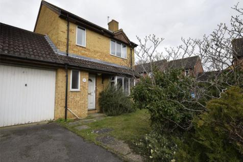Dundas Close, Abingdon, Oxfordshire, OX14. 3 bedroom link detached house