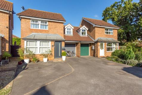 Inkerman Close, Abingdon, OX14. 3 bedroom link detached house