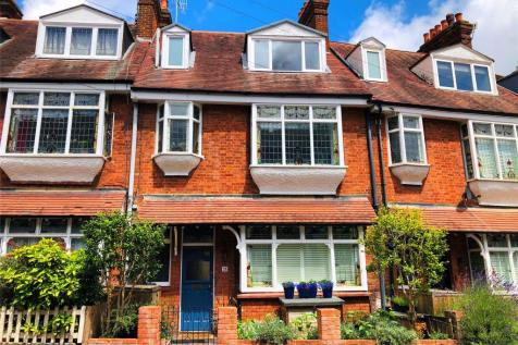 Lime Hill Road, TUNBRIDGE WELLS, Kent, TN1. 4 bedroom terraced house for sale