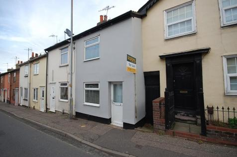 Brook Street, Colchester, Essex, CO1. 2 bedroom terraced house