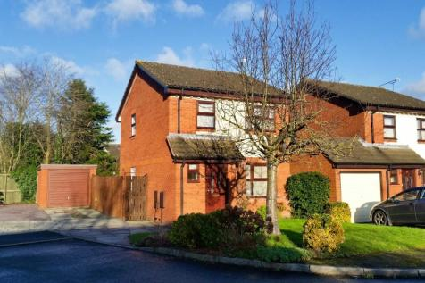 The Beeches, Nantwich. 3 bedroom detached house