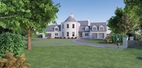 St Quivox, Mount Hamilton House, St Quivox, Ayr, KA6. 5 bedroom house for sale