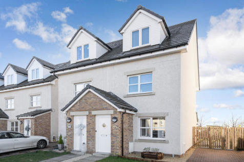 Caledonia Street, Clydebank, Glasgow, West Dunbartonshire, G81. 4 bedroom semi-detached house for sale