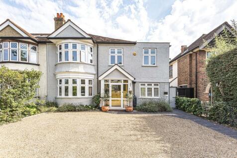 Rectory Road, Beckenham. 4 bedroom semi-detached house