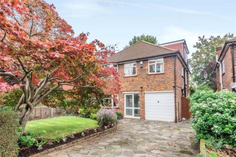 Shortlands Grove, Bromley. 5 bedroom detached house for sale