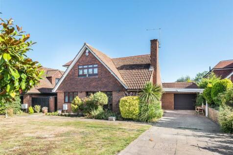 Ashfield Lane, Chislehurst. 4 bedroom detached house for sale