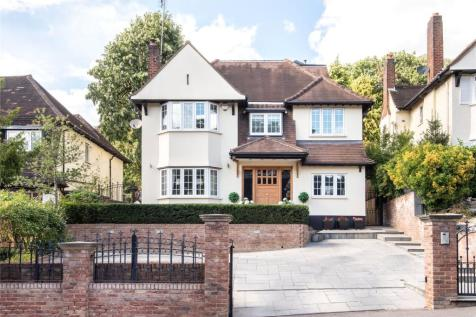 Yester Road, Chislehurst. 5 bedroom detached house for sale