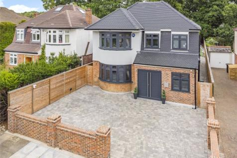 Grove Vale, Chislehurst. 5 bedroom detached house for sale