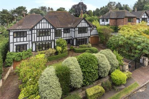 Priory Close, Chislehurst. 5 bedroom detached house
