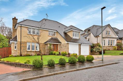 Trafalgar Court, Dullatur, Glasgow, North Lanarkshire, G68. 4 bedroom detached house