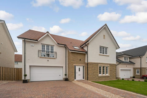 Dilston Place, Dullatur Greens, Cumbernauld, North Lanrkshire, G68. 5 bedroom detached house