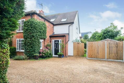 Station Road, Stoke D'Abernon, Cobham, Surrey, KT11. 3 bedroom semi-detached house for sale