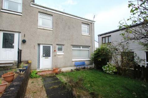 Mudale Court, Falkirk, Stirlingshire, FK1. 3 bedroom end of terrace house for sale
