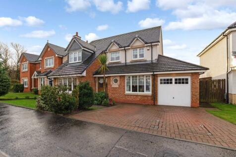 Bracken Avenue, Falkirk, FK1. 5 bedroom detached house for sale