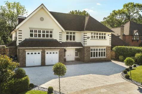 Ninhams Wood, Keston Park, Kent. 6 bedroom detached house