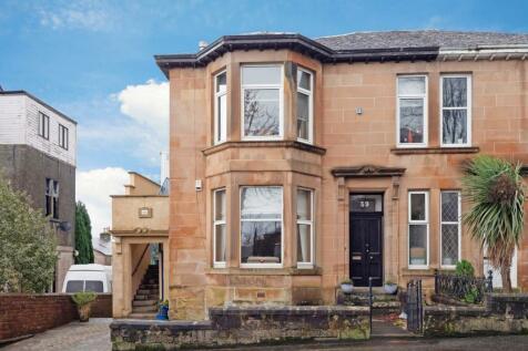 Forsyth Street, Greenock, Inverclyde, PA16. 3 bedroom flat for sale