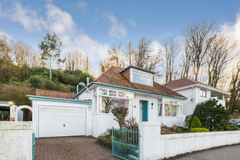 Cloch Road, Gourock, Inverclyde, PA19. 3 bedroom bungalow for sale