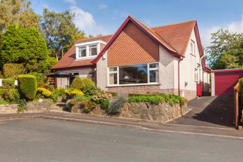 McPherson Drive, Gourock, Inverclyde, PA19. 5 bedroom detached house