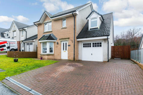 Lairds Dyke, Inverkip, Inverclyde, PA16. 4 bedroom detached house for sale
