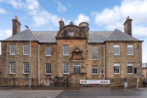 Ardgowan Square, Greenock, Inverclyde, PA16. 2 bedroom flat for sale
