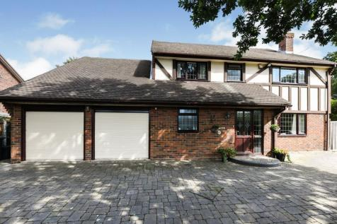Castlemans Lane, Hayling Island, Hampshire, ., PO11. 4 bedroom detached house for sale