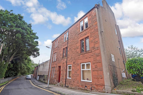 Waterside Street, Kilmarnock, East Ayrshire, KA1. 2 bedroom flat