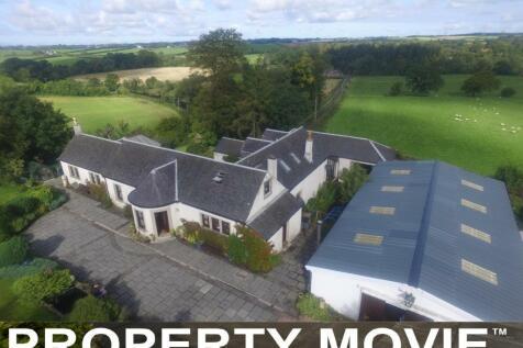 Galston Road, Hurlford, Kilmarnock, East Ayrshire, KA1. 5 bedroom detached house