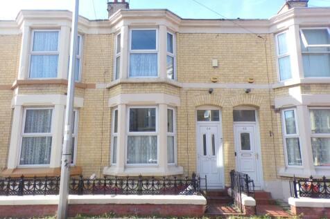 Leopold Road, Kensington, Liverpool, Merseyside, L7. 3 bedroom terraced house