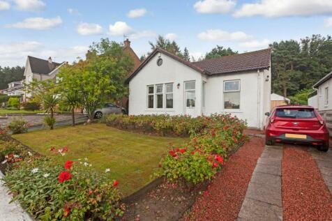 Endrick Drive, Paisley, Renfrewshire, PA1. 2 bedroom bungalow