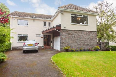 Low Road, Castlehead, Paisley, Renfrewshire, PA2. 5 bedroom detached house