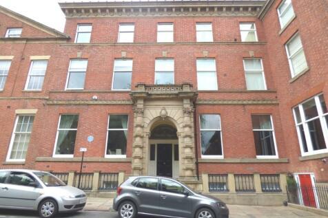 Winckley Square, ., Preston, Lancashire, PR1. 2 bedroom flat