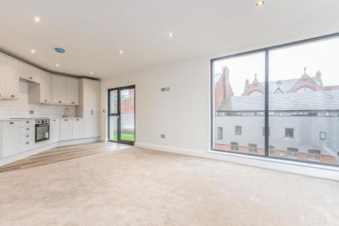 The One Winckley Square, 6 Winckley Square, Preston, PR1. 2 bedroom penthouse for sale