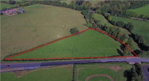 Land For Sale Llanidloes Road, Newtown, Powys. House for sale