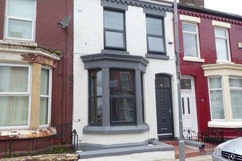 Hannan Road, Liverpool. 4 bedroom terraced house