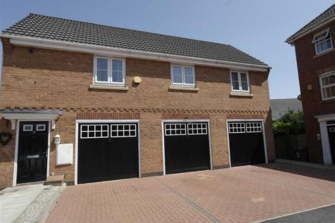 Womack Gardens, St Helens, WA9, North West - Coach House / 2 bedroom coach house for sale / £134,950