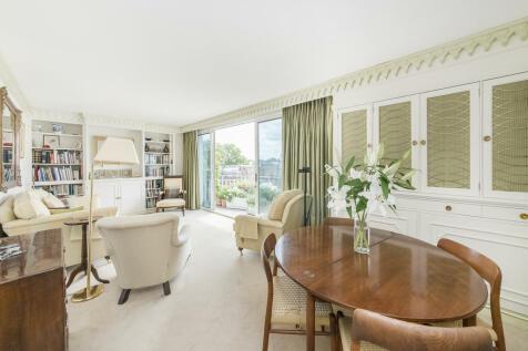 Williams Mews, London, SW1X. 2 bedroom apartment