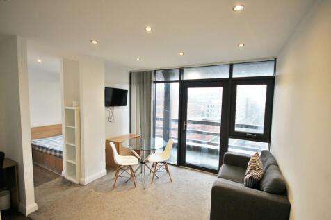 Bracken House, 44-58 Charles Street, Manchester, M1. Studio apartment