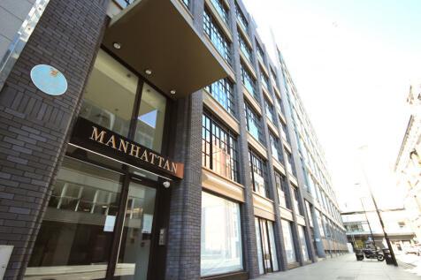 Manhattan Apartments, George Street, Manchester, M1. 2 bedroom duplex