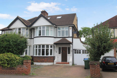 Manor Crescent, Surbiton. 4 bedroom semi-detached house
