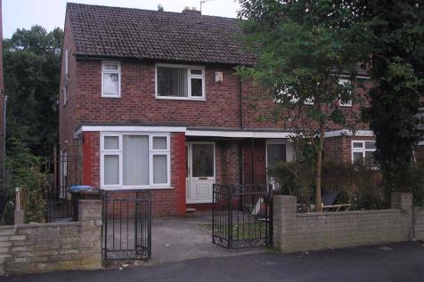 Derby Road, Manchester. 6 bedroom house share