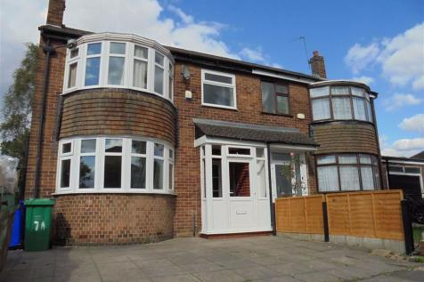 School Grove, Withington, Manchester. 5 bedroom house share