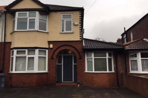 Talbot Road, Manchester. 5 bedroom house share