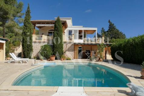 Balearic Islands, Ibiza, Sant Carles De Peralta. 7 bedroom country house for sale