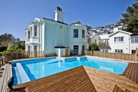 Lincombe Drive, TORQUAY. 6 bedroom detached house