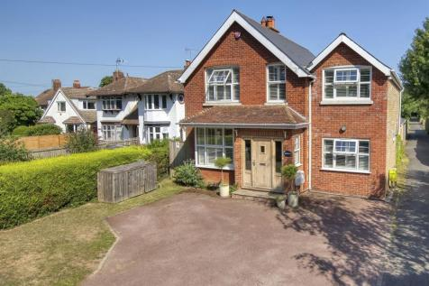 Stodmarsh Road, Canterbury. 4 bedroom detached house