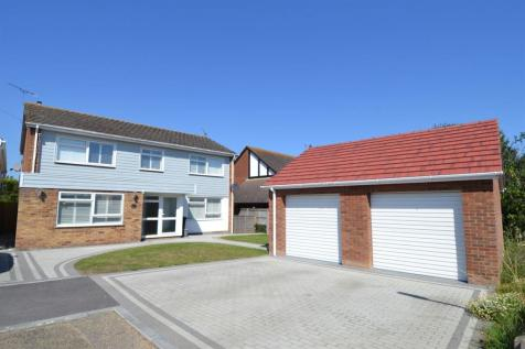 Meadow Drive, Chestfield, Whitstable. 4 bedroom detached house for sale